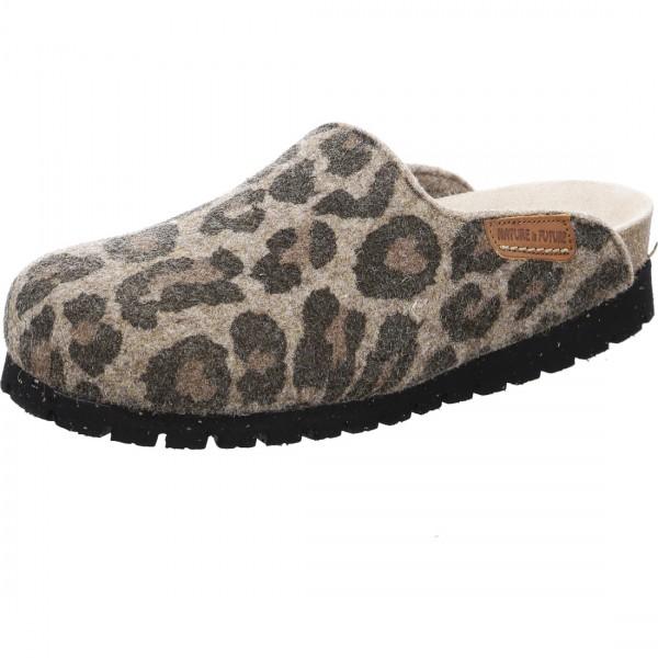 Mobils Pantolette Thea jaguar braun