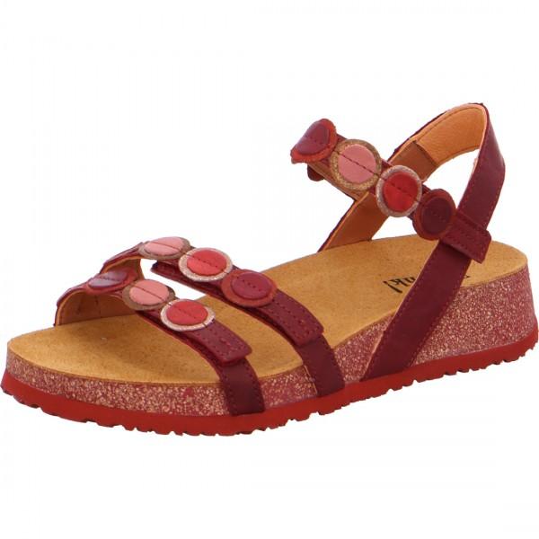 Sandal Koak rosso