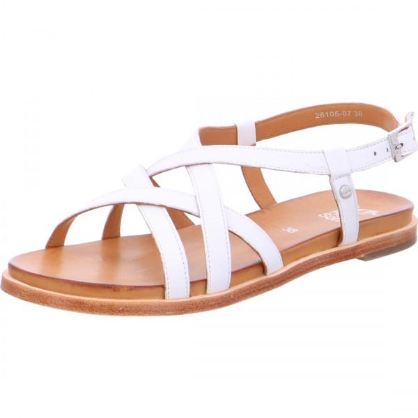 Sandales Kent blanc