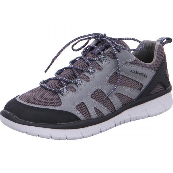 Allrounder lace-up Moment dark grey