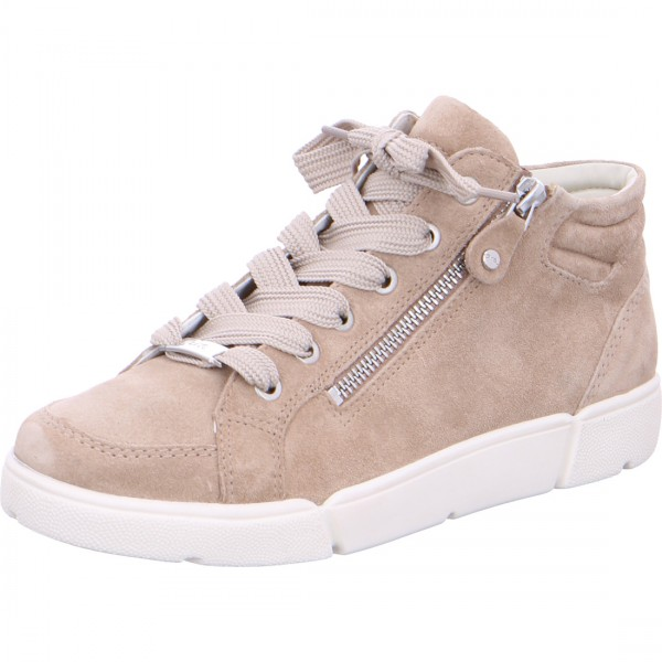 High top sneakers Rom sand