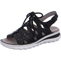 Damen Sandale Tampa schwarz