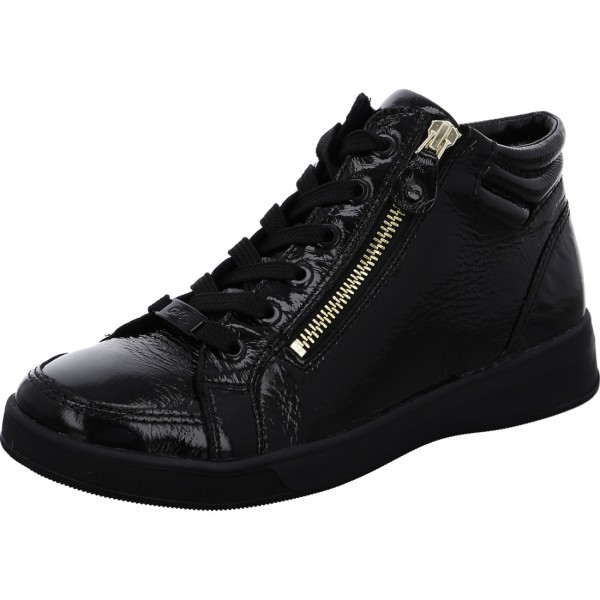 High top baskets Rom noir