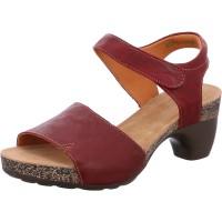 Sandalette Traudi rosso