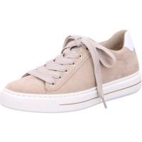 Damen Sneaker Courtyard sand weiß