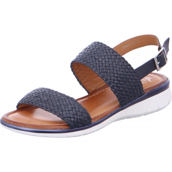 Sandalette Kreta blau