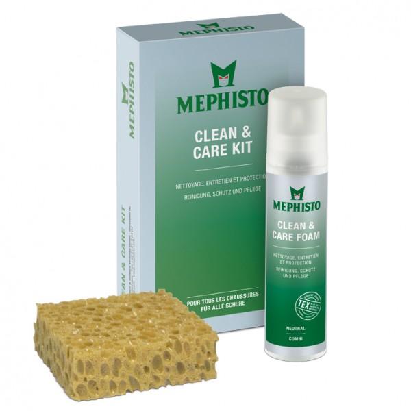 Clean & Care Kit (150 ml foam)