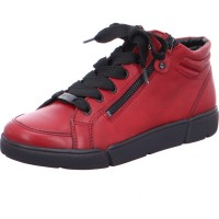 Damen Sneaker Rom rot