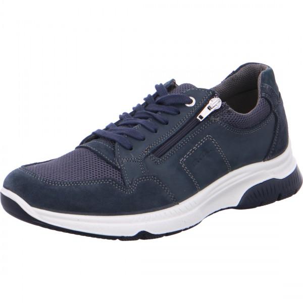 Sneaker Marco blau