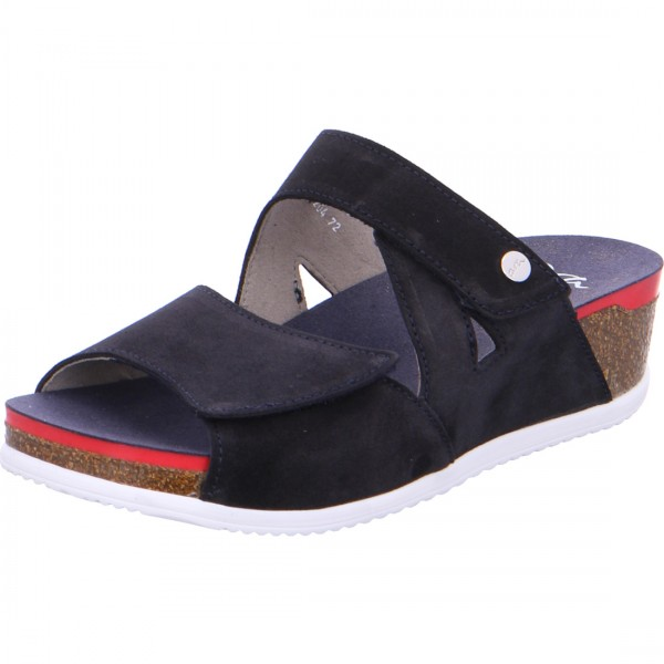 Mules Norderney blue