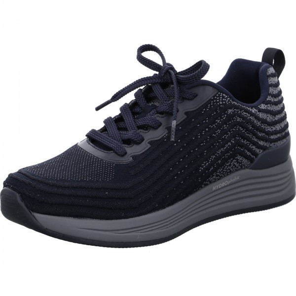 Sneaker Chicago blau-grau