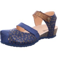 Sandale Kessy indigo