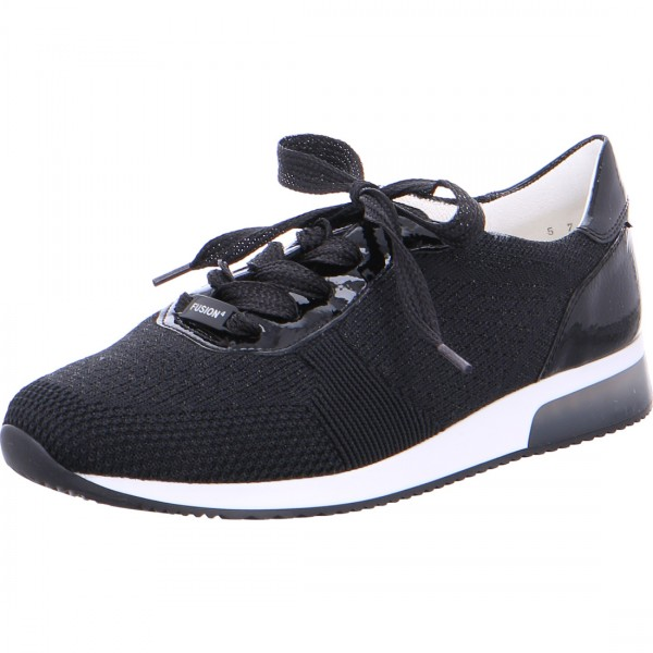 Sneaker Lissabon schwarz