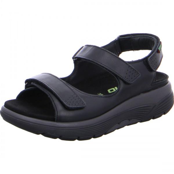 Sano ladies' sandal Norine black