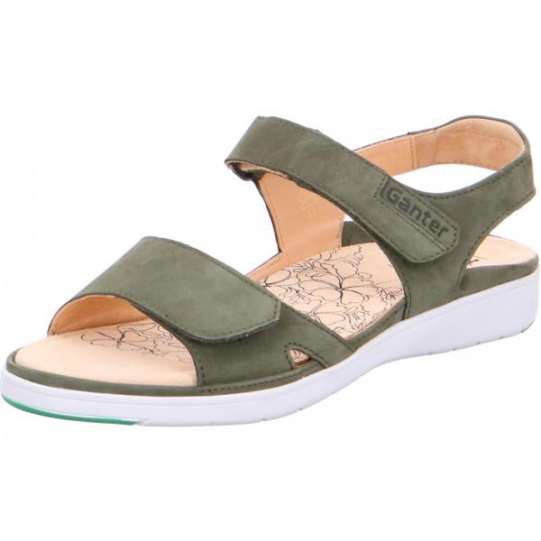 Sandalette Gina olive