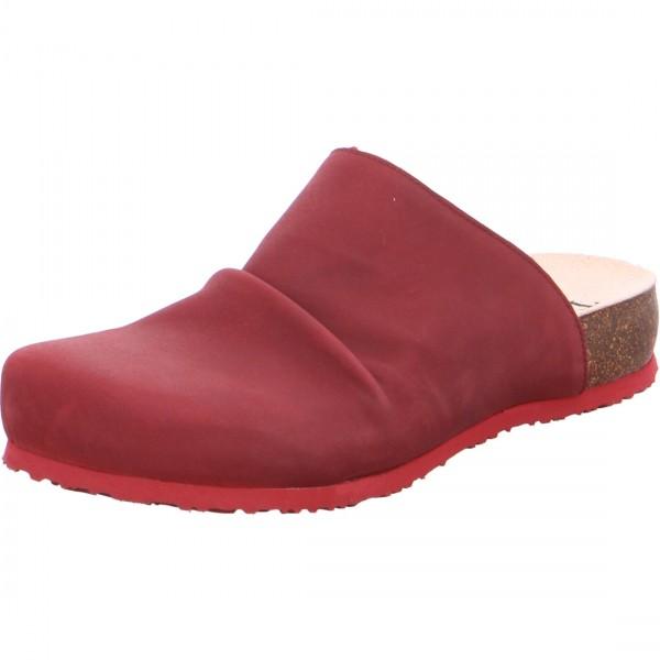 Pantolette Julia rosso