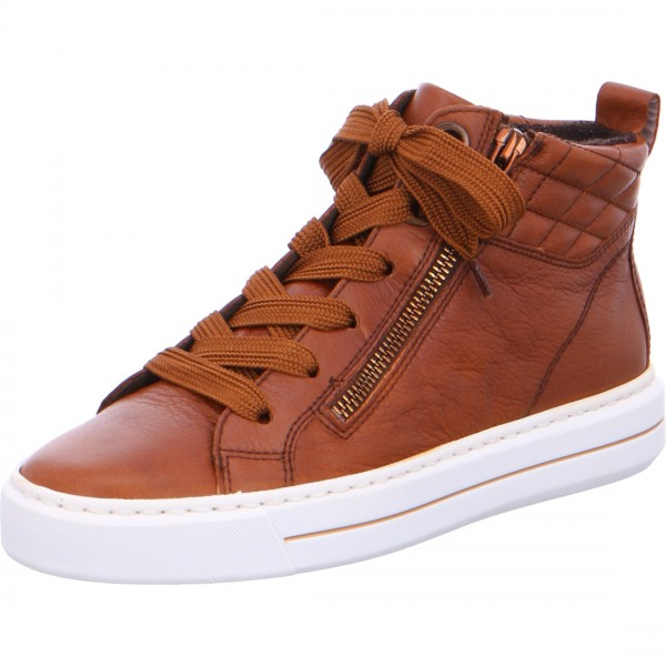 Ankle boots Courtyard cognac