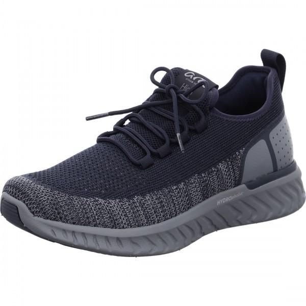 Sneaker San Diego blau grau