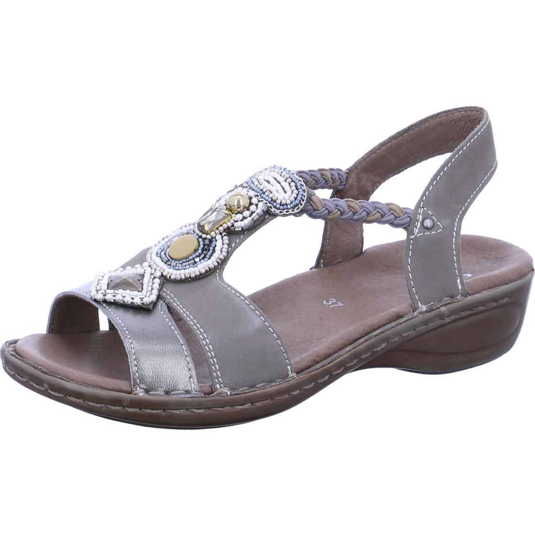 best sneakers ea99e 67476 ara Damen Sandale