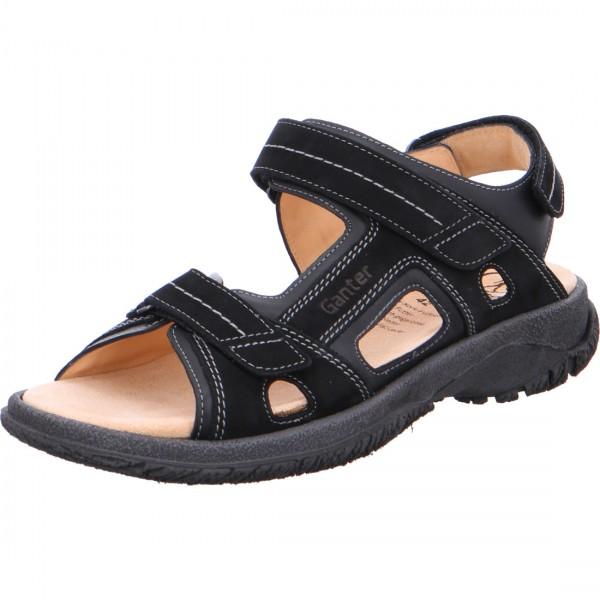 Sandale Giovanni schwarz