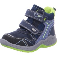 Stiefelette Christoph-Tex navy lime