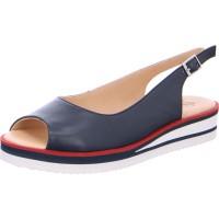 Damen Sandale Durban blau