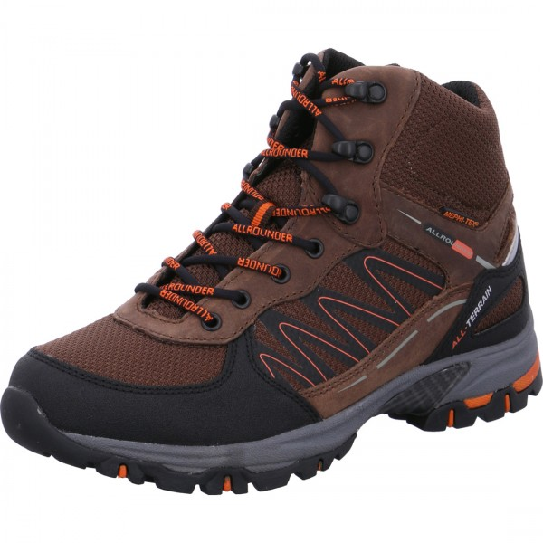Allrounder laced boot PADUA