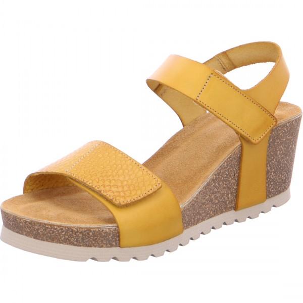 Sandale Tokio mostaza