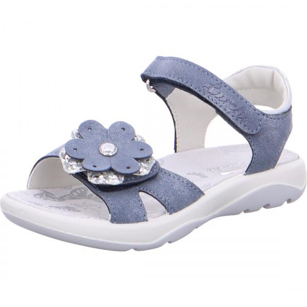Sandale Flora navy