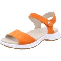 Damen Sandalette Panama ambra