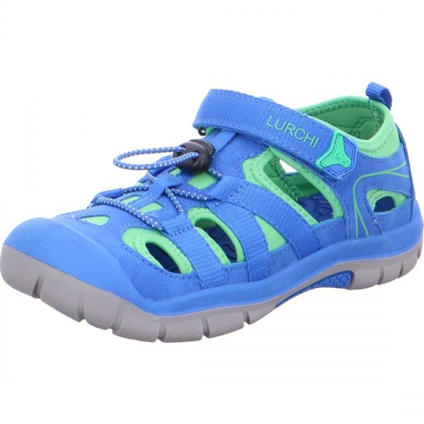 Sandale Pele cobalt