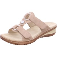 Damen Pantolette Hawaii camel