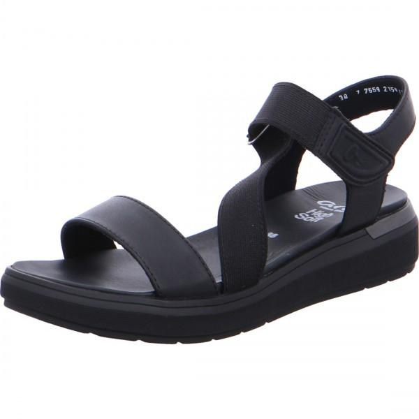 Sandaal Ibiza zwart