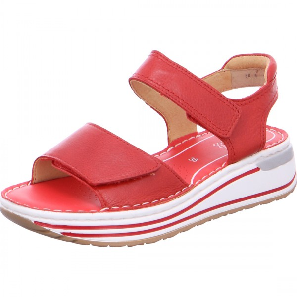 Sandals Sapporo red