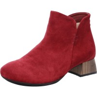 Stiefelette Delicia rosso