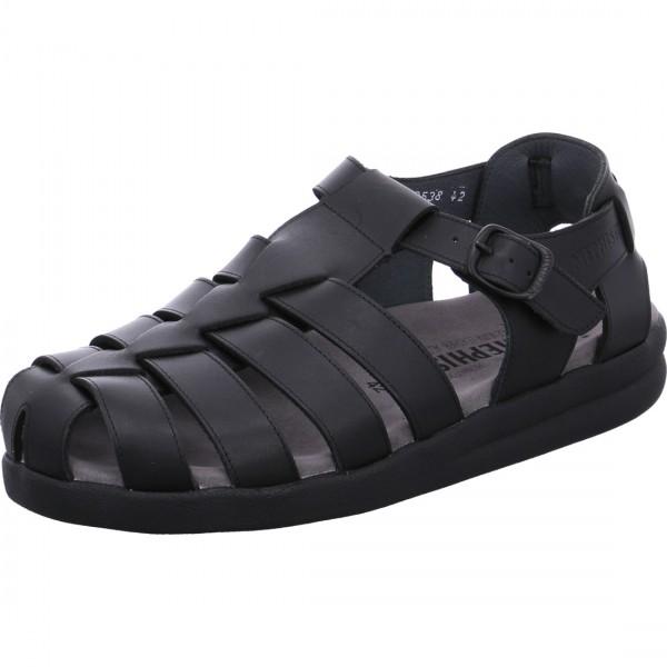 Mephisto sandal Sam black