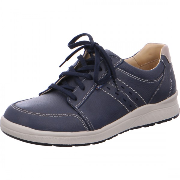 Mephisto lace-up Vincente navy