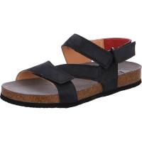Sandale Wolfi schwarz