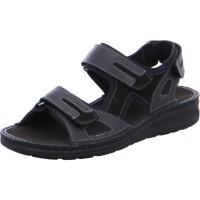 Sandale Hanno schwarz