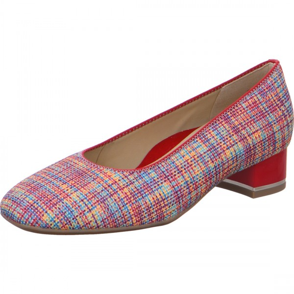Court shoes Graz red