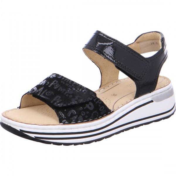 Sandale Sapporo schwarz
