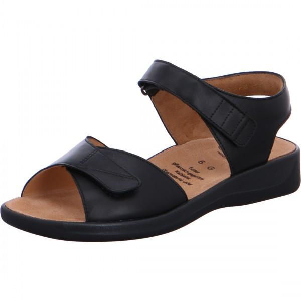Sandalette Monica schwarz