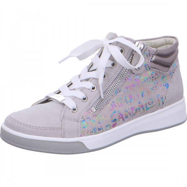 Baskets Rom gris multi
