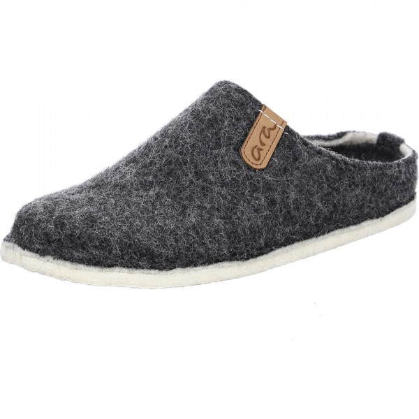 Slippers Cosy anthracite