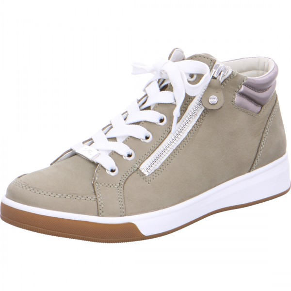 High top sneaker Rom pistachio