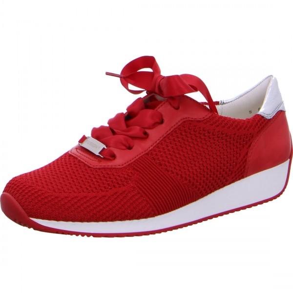 Sneaker Lissabon rot
