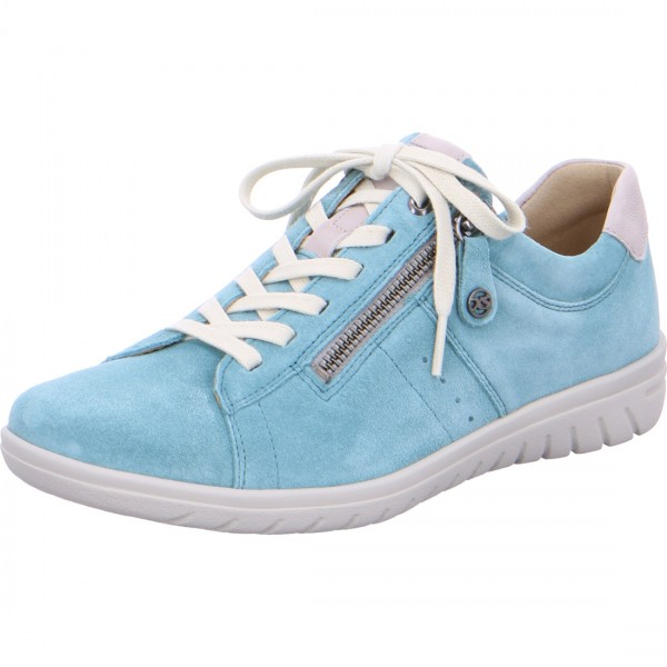 Schnürschuh XS Casual 2 mint-taupe