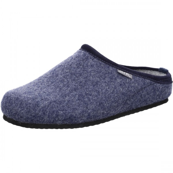 Slippers Cosy blue