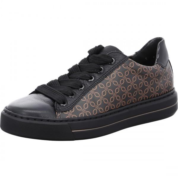 Damen Sneaker Courtyard schwarz moro