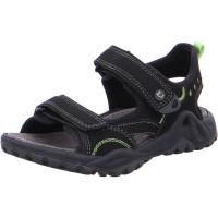 Sandale Manni schwarz